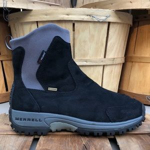 Merrell Tundra Slip-On Winter Boot (Waterproof)